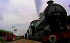 Walk/Hike on the West Somerset Steam Railway on a two-day trip from London